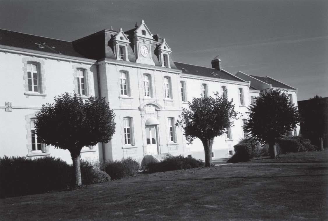 Les origines de l h pital local association vie vend e - Hopital laennec rue de sevres ...