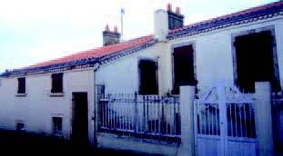 Maison qui fut habitée par le Docteur Marcel Baudouin - Rue Marcel Baudouin