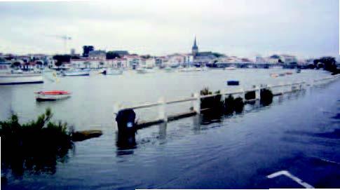Le quai Gorin le 12 octobre 2012