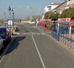 Manque de visibilité quai du port Fidèle Photo V.I.E.