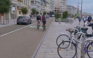 Sables d'Olonne : aménagement du front de mer (photo V.I.E.)