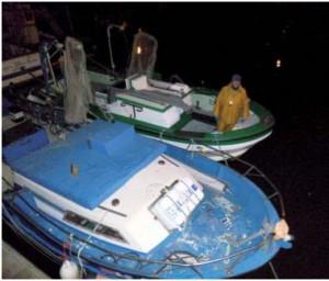 La Flotille des civeliers (photo V.I.E.)